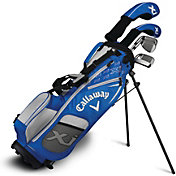 "Callaway Junior XJ2 6-Piece Complete Set – Blue – (Height 47"" - 53"")"