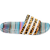 adidas Originals Women's Adilette Printed Slides