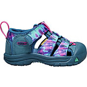 KEEN Toddler Newport H2 Tie Dye Sandals
