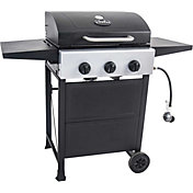Big Horn 3-Burner Gas Grill