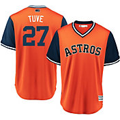 Majestic Men's Houston Astros Jose Altuve 'Tuve' MLB Players Weekend Jersey