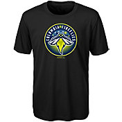 Majestic Youth Columbia Fireflies Navy T-Shirt