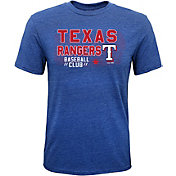 Majestic Youth Texas Rangers Pinch Hit T-Shirt