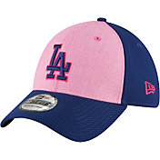 New Era Men's Los Angeles Dodgers 39Thirty 2018 Mother's Day Stretch Fit Hat