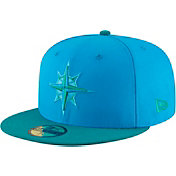 New Era Men's Seattle Mariners 59Fifty MLB Players Weekend Authentic Hat