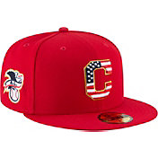 New Era Men's Cleveland Indians 59Fifty 2018 4th of July Fitted Hat