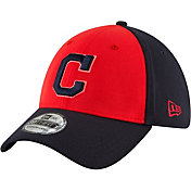 New Era Men's Cleveland Indians 39Thirty MLB Players Weekend Stretch Fit Hat
