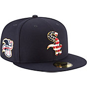 New Era Men's Chicago White Sox 59Fifty 2018 4th of July Fitted Hat