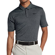 Nike Men's Control Stripe Dry Golf Polo