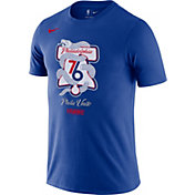 Nike Men's Philadelphia 76ers 2018 Playoffs 'Phila Unite' Dri-FIT T-Shirt