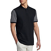 Nike Men's Pique Stripe Golf Polo