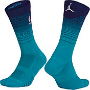 Nike Charlotte Hornets City Edition Elite Quick NBA Crew Socks