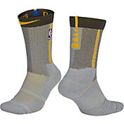Nike Cleveland Cavaliers City Edition Elite Quick NBA Crew Socks
