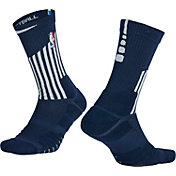 Nike Detroit Pistons City Edition Elite Quick NBA Crew Socks
