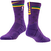 Nike New Orleans Pelicans City Edition Elite Quick NBA Crew Socks