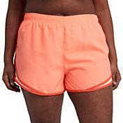 Nike Women's Plus Size Dry Tempo Running Shorts