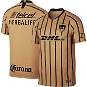 Nike Youth Pumas UNAM 2018 Breathe Stadium Away Replica Jersey