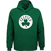 Outerstuff Youth Boston Celtics Kelly Green Pullover Hoodie