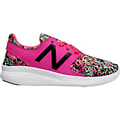 New Balance Kids' Preschool FuelCore Coast v3 Print Running Shoes