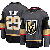 NHL Men's Vegas Golden Knights Marc-Andre Fleury #29 Breakaway Home Replica Jersey
