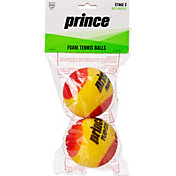Prince Youth 2-Pack Foam Tennis Balls
