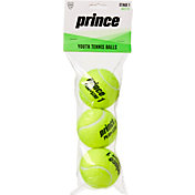 Prince Youth 3-Pack Stage 1 Tennis Balls