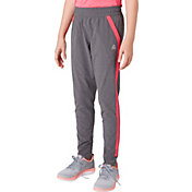 Reebok Girls' Printed Stretch Woven Jogger Pants