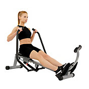 Sunny Health & Fitness Full-Motion Rowing Machine
