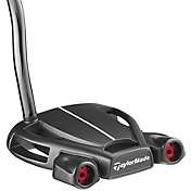 TaylorMade Spider Tour #7 Black Putter with Sightline