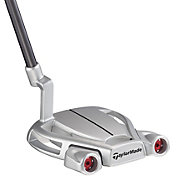 TaylorMade Spider Tour #1 Diamond Silver Putter with Sightline