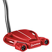 TaylorMade Spider Tour #7 Red Putter with Sightline