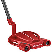 TaylorMade Spider Tour #1 Red Putter with Sightline