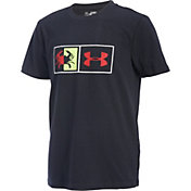 Under Armour Boys' Baltimore Crab Graphic T-Shirt