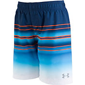 Under Armour Boy's Galaxy Stripe Volley Shorts