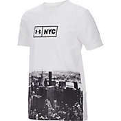 Under Amour Boys' New York Skyline Graphic T-Shirt