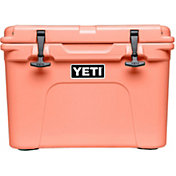 YETI Limited Edition Coral Tundra 35 Cooler